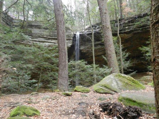 Hocking Hills State Park : Ash Cave
