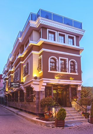 Photo of Almina Hotel Istanbul