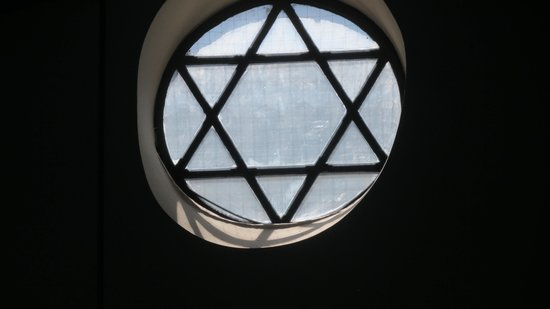 Jewish Historical Museum: Front Window