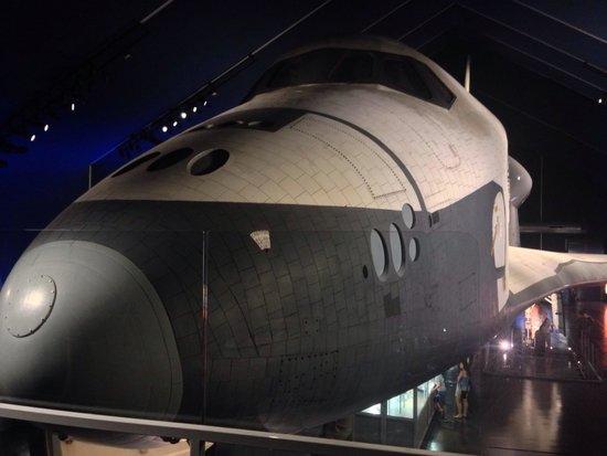 Intrepid Sea, Air & Space Museum : Space Shuttle Enterprise