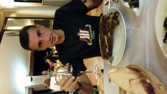 La Loggia del Chianti : bistecca fiorentina