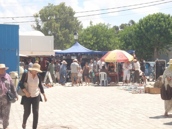 Houmt Souk, Tunisia: souk