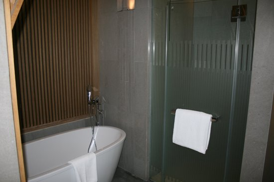 SO Sofitel Bangkok: Bathroom in Wood room