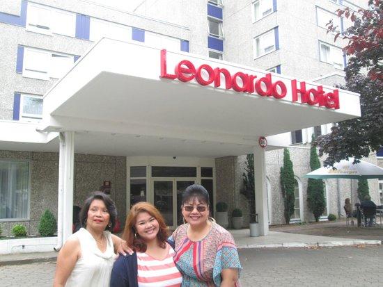Leonardo Hotel Hamburg City Nord: Entrance