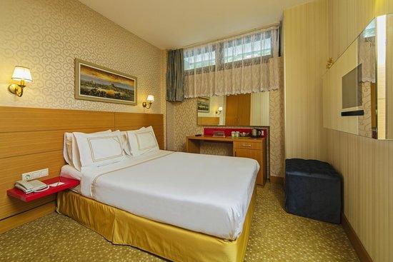 Almina Hotel: Economy Double Room