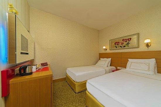 Almina Hotel: Economy Twin Room