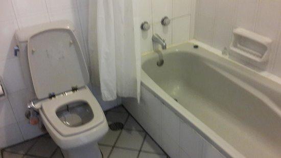 Sinabung Resort Hotel: Toilet