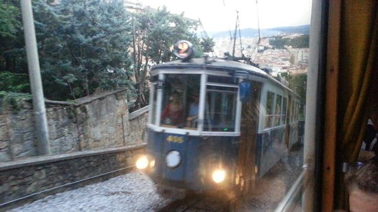 Opicina Tramway: SI PARTE