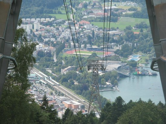 Pfaenderbahn: foto dalla Pfanderbahn