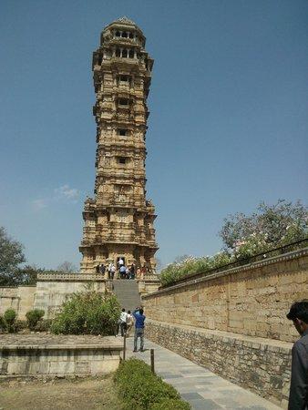 Tower of Fame (Kirti Stambh) : KIRTI STAMBH