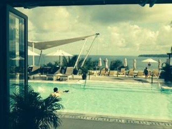 Cape Sienna Hotel & Villas: Good hotel with great ocean views
