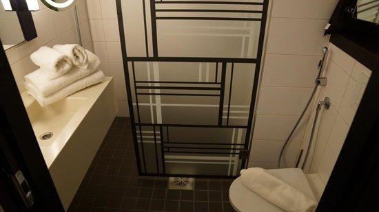 Solo Sokos Hotel Lahti Seurahuone: Bathroom