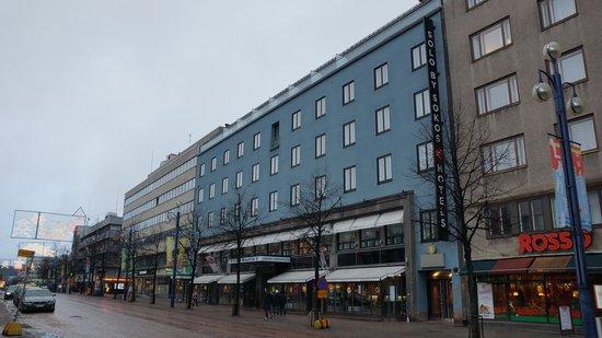 Solo Sokos Hotel Lahti Seurahuone: Exterior - Hotel view from street