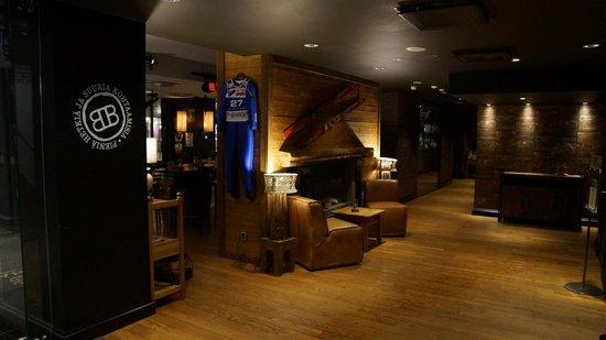 Solo Sokos Hotel Lahti Seurahuone: Lobby / Bar area