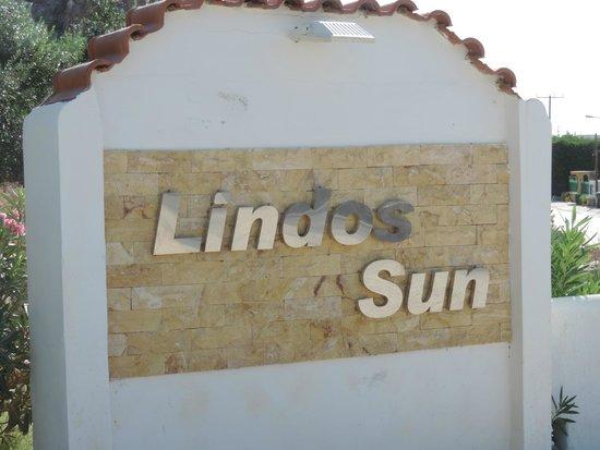 Lindos Sun Hotel: entrée