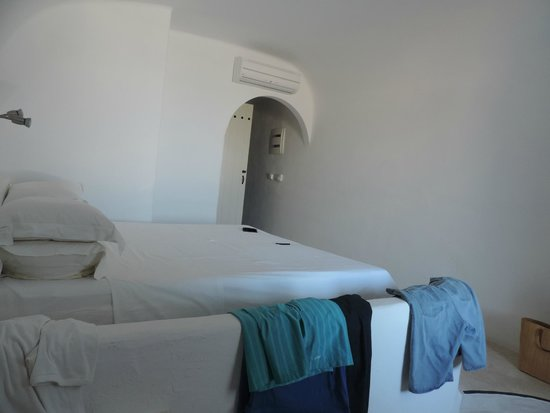 Lindos Sun Hotel : chambre