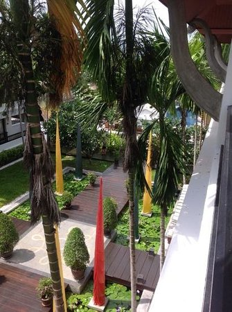 Novotel Samui Resort Chaweng Beach Kandaburi: view from room