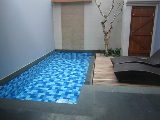 Arman Villas Seminyak: New 1 Bedroom Villa Pool