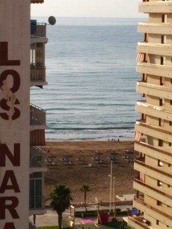 Hotel SantaMarta: Vistas desde la terraza de la habitación