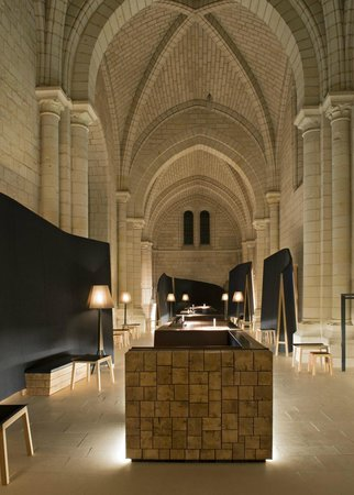 L 39 ibar bar bulles photo de fontevraud l 39 h tel for Design hotel des francs garcons saintes