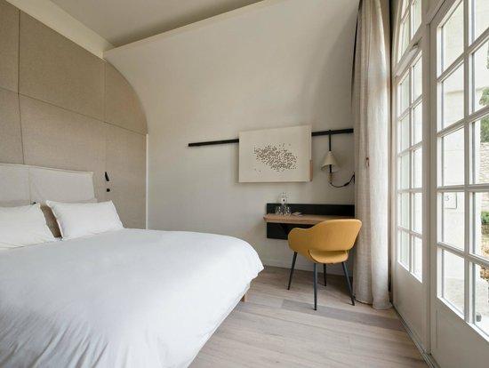 Chambre fotograf a de fontevraud l 39 hotel fontevraud l for Chambre d hote fontevraud