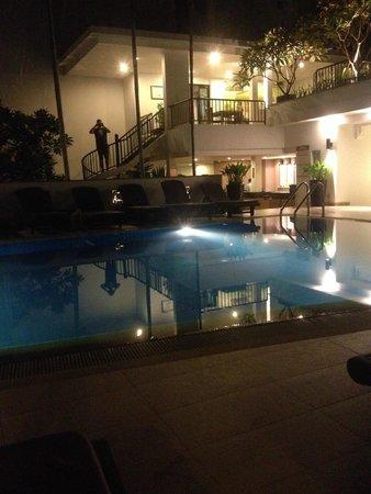 Tara Angkor Hotel : Inviting
