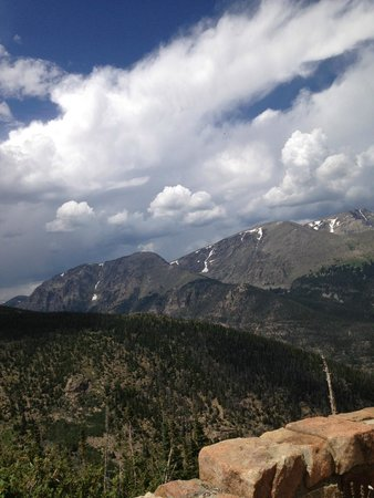 Amazing Trail Ridge Road