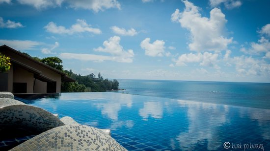 Hyatt Regency Phuket Resort : Clubhouse Pool