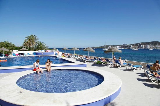 azuLine Hoteles Mar Amantis I & II : Piscina Mar Amantis I