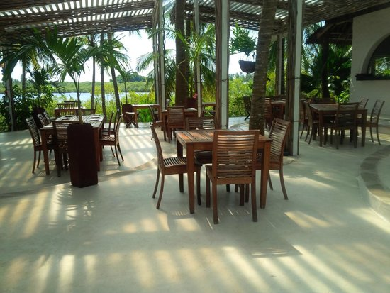 Pilipan Restaurant - Watamu: The Restaurant
