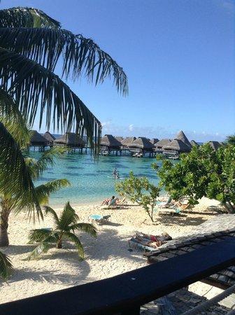 Hilton Moorea Lagoon Resort & Spa : Plage