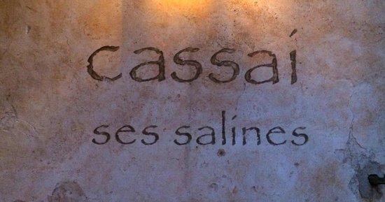 Cassai : near Es Trenc