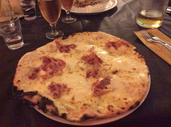 Grazie a Dio é Venerdi: Pizza