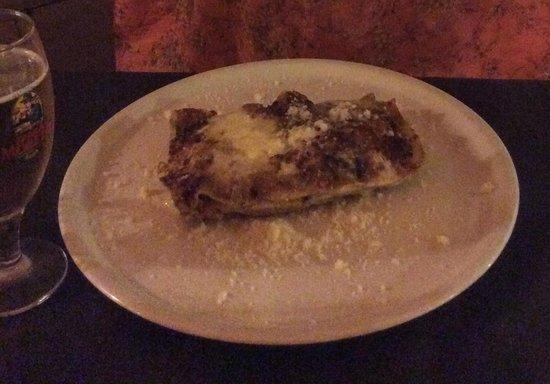 Grazie a Dio é Venerdi: Lasagne