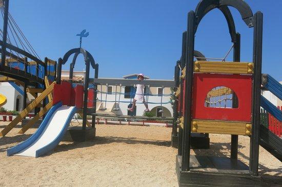 Aldemar Knossos Royal: Детская площадка