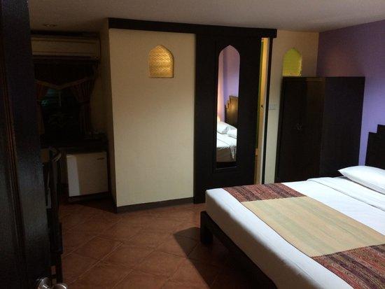 Imm Fusion Sukhumvit : guest room