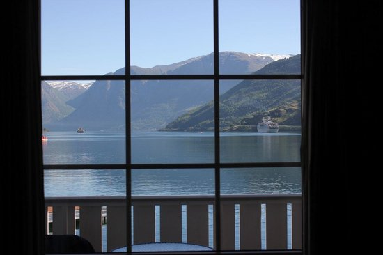 Flam Marina & Apartments: view from the room