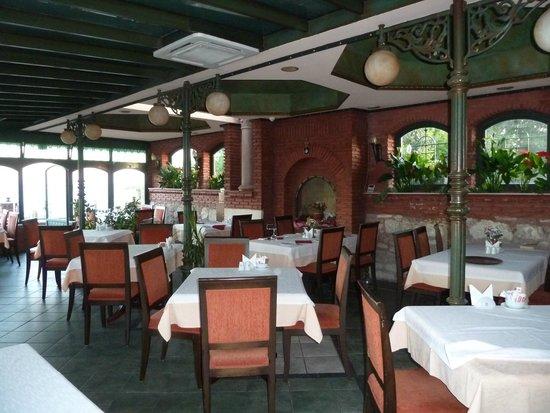 Sultanahmet Palace Hotel : Sultan Ahmet Restaurant