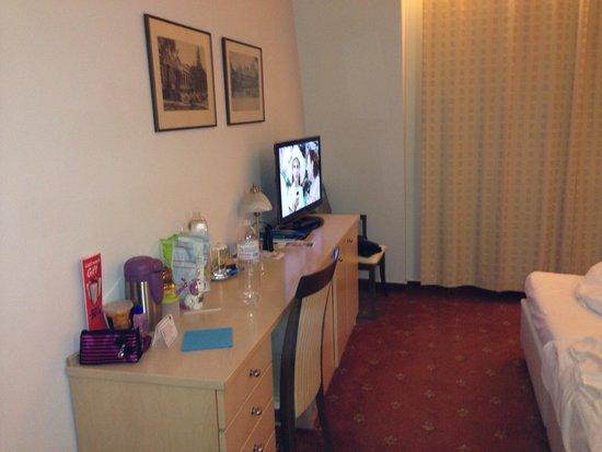 Hotel Venus: Номер стандарт 3 х местный номер