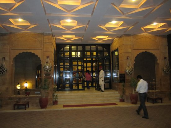Gorbandh Palace: Entrance Gate
