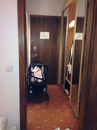 Hotel Venus: Коридор
