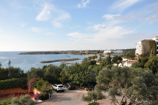 SENTIDO Thalassa Coral Bay : Вид из номера