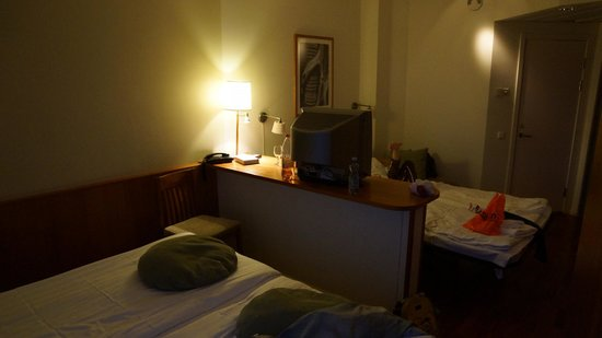Quality Hotel Globe: Room
