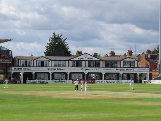 Northampton County Cricket Ground
