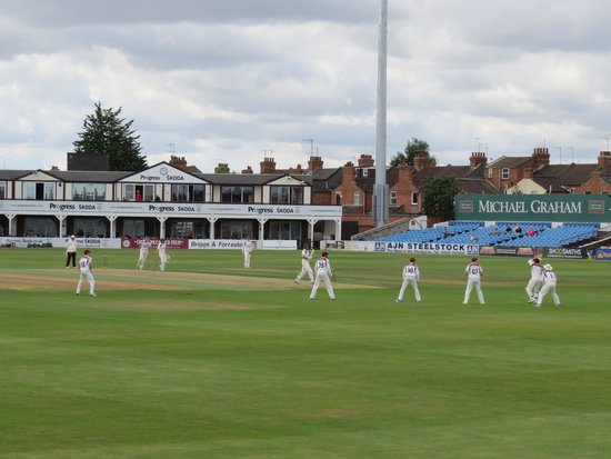 ‪Northampton County Cricket Ground‬