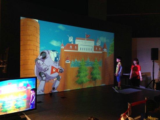 Nagoya City Science Museum : 期間限定 科学でドラゴンボール!?