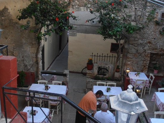 Loggia Taverna Restaurant: Лоджия-ресторан