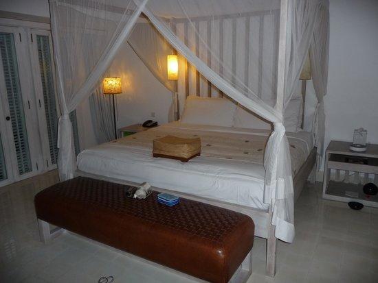 COMO Uma Ubud: ベッド