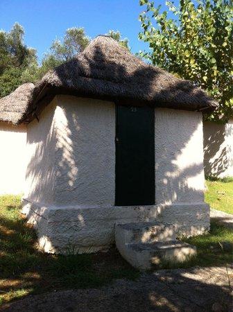 Dionysus Camping Village: Mon bungalow
