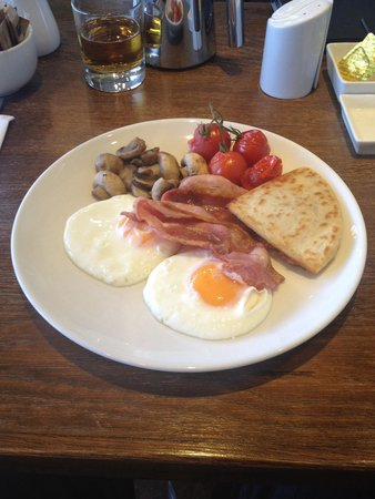 Glenisle Hotel: Tasty breakfast